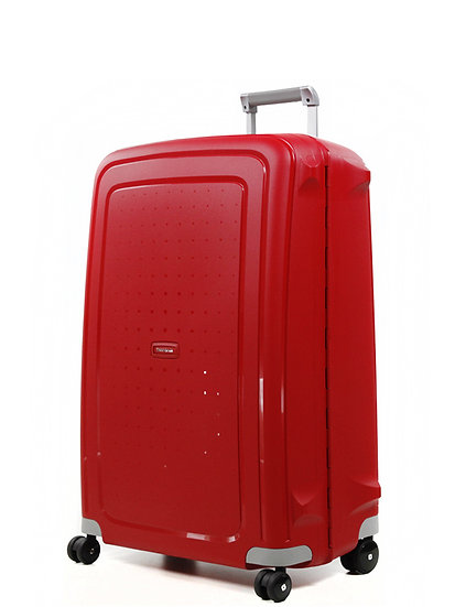 Valise Samsonite S'cure 75 cm crimson red