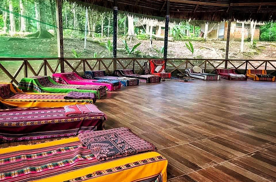 Ayahuasca Retreat - Peru - Katari Center