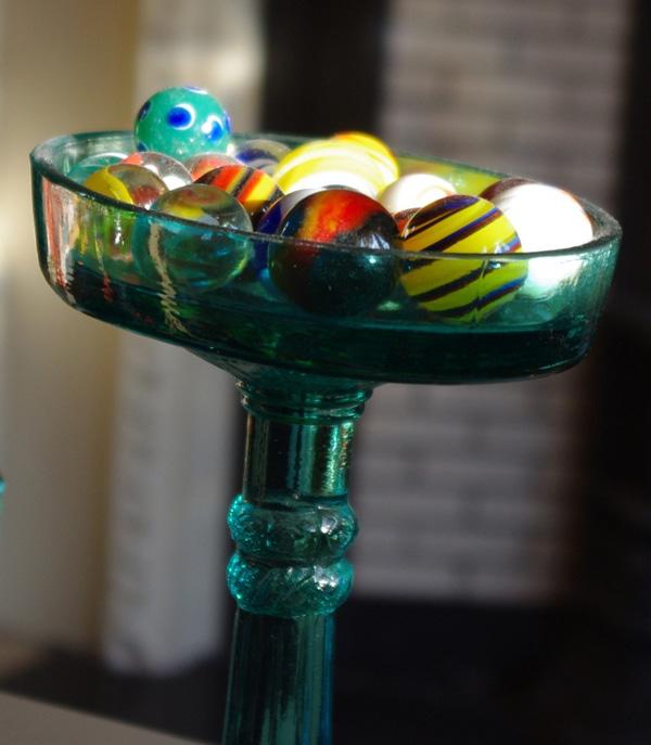 Coloured reflective finishes are fun