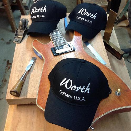 Worth Guitars Hat