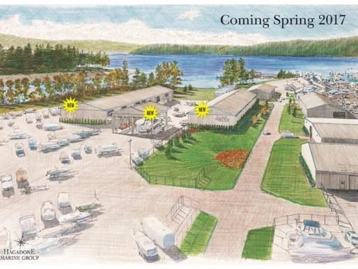 Hagadone's Plan for Mega Marine Center