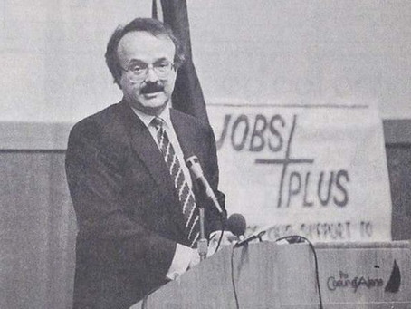 How Jobs Plus Started