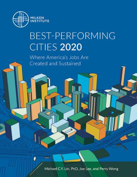Coeur d'Alene: Top-tier Ranking in Best-Performing Cities