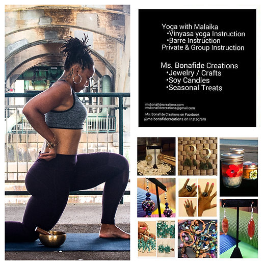 Ms. Bonafide Creations & Yoga