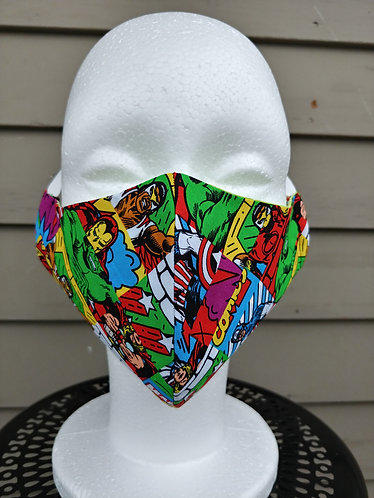 Marval Avengers Mask (Large)