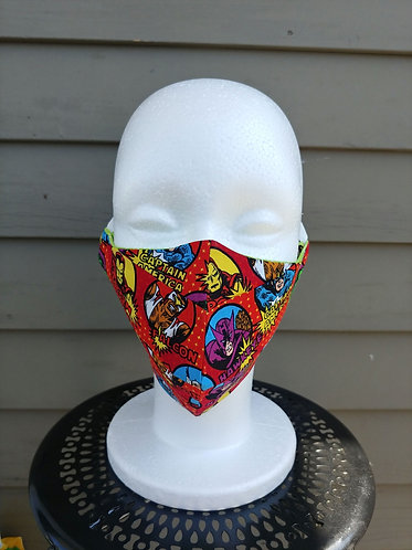 Red Marval Mask (Large)