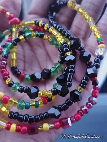 RBG Waist Beads