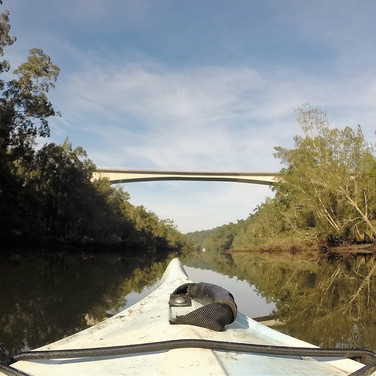 Mooney Mooney Kayak