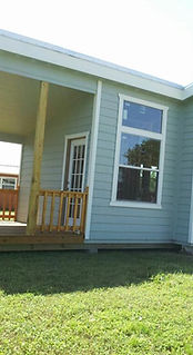 Custom Cabins build on Site