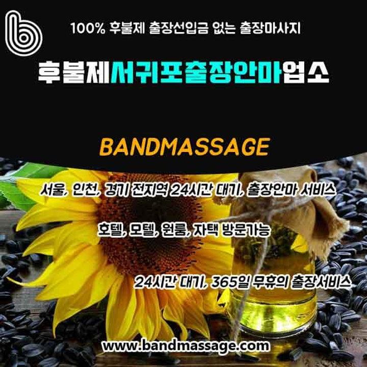 서귀포출장안마   밴드마사지   한국