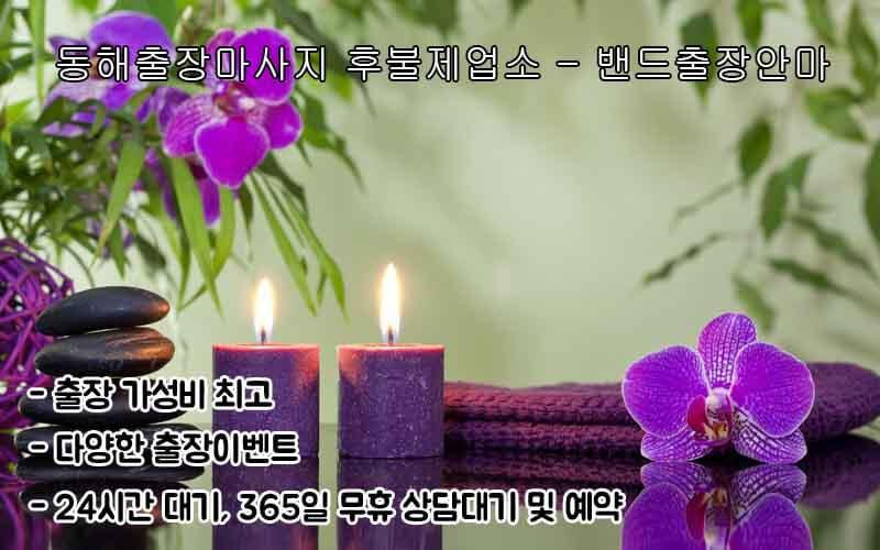 동해출장안마 | 밴드마사지 | 한국
