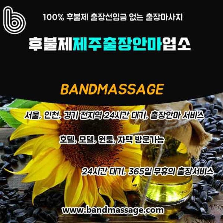 제주출장안마 | 밴드마사지 | 한국