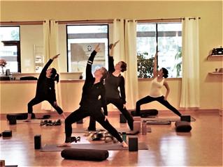 Intro to Yoga 3 Week Series & Membership