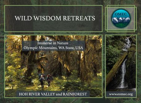 WILD WISDOM RETREAT      with Rob Murphy & Lori Ferry'     NATURE IMMERSION