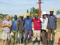 Group of drillers