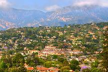 View from Santa Barbara city hall tower - USA.jpg