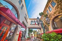 Shopping center in Santa Barbara, California.jpg