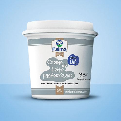 Creme de leite pasteurizado zero lac