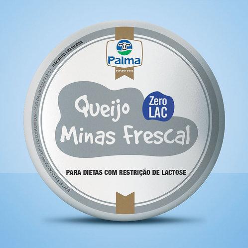 Queijo minas frescal zero lac