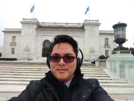 Juan Velásquez - Traductor e intérprete de conferencias