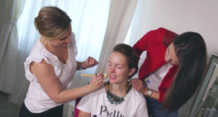 Beauty - Nenanášíte si make-up video