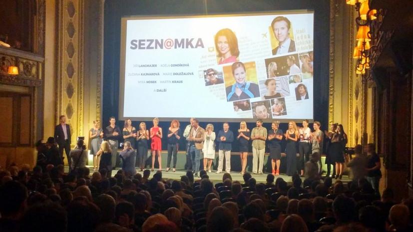 Sezn@mka Seznamka film