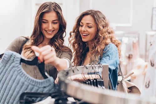 Osobní nákupy se stylistou