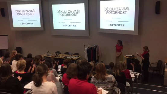 STYLEIT.CZ Sarka Stursova stylistka sylista styl fashion moda skoleni training zentiva.mp4