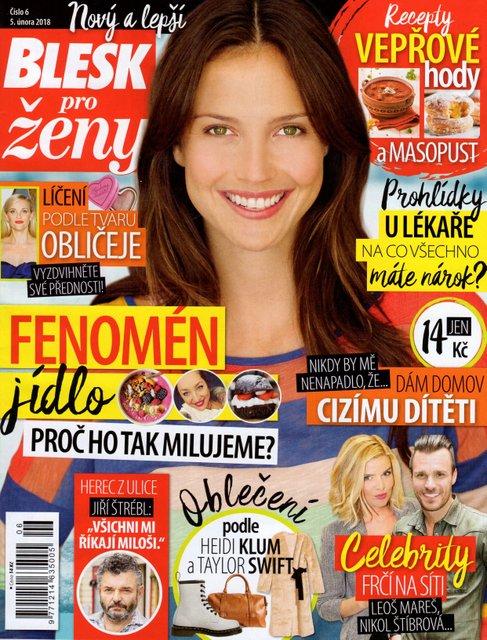 Czech News Center Blesk pro ženy