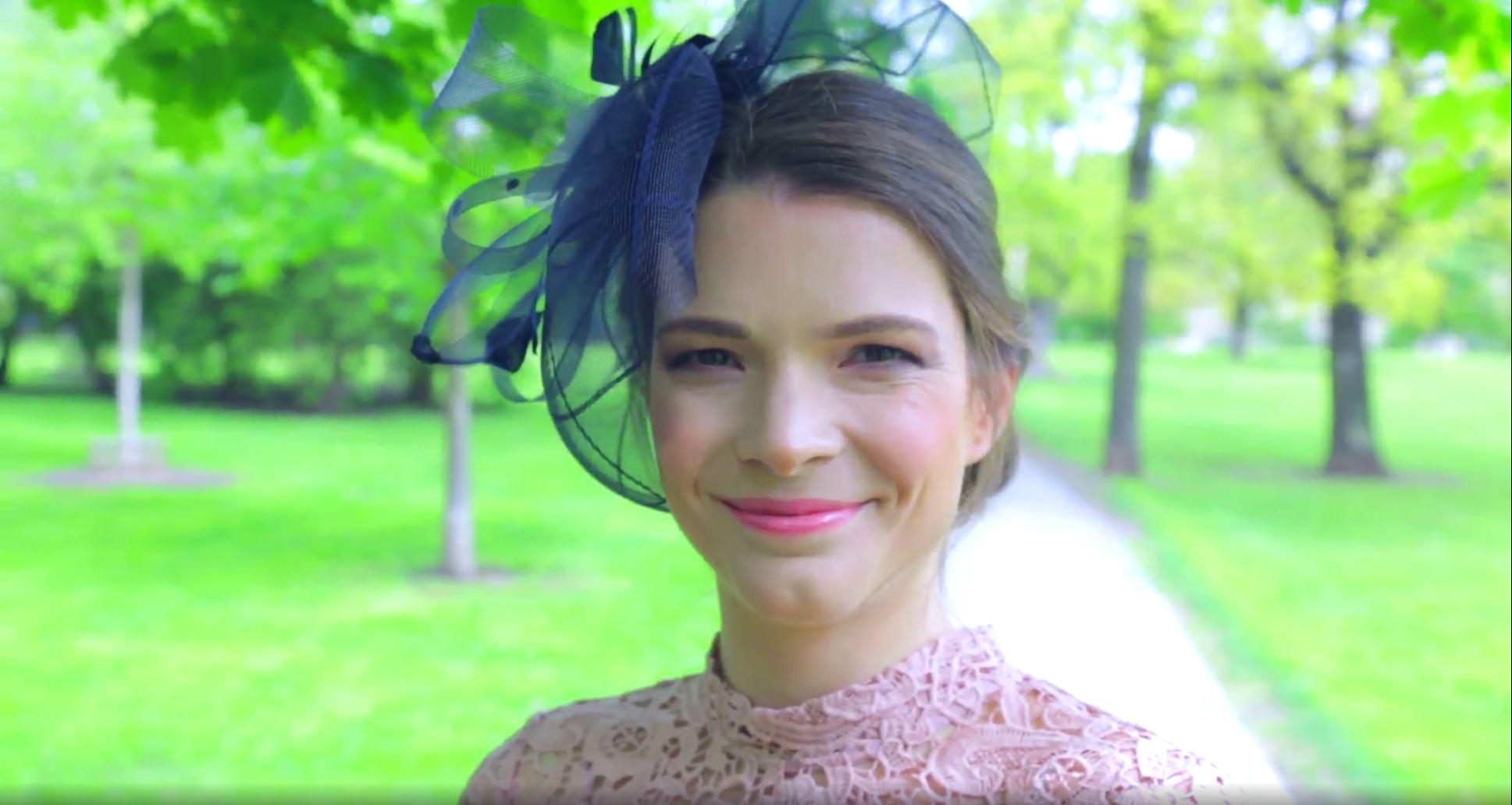 Účes podle Kate Middleton - video