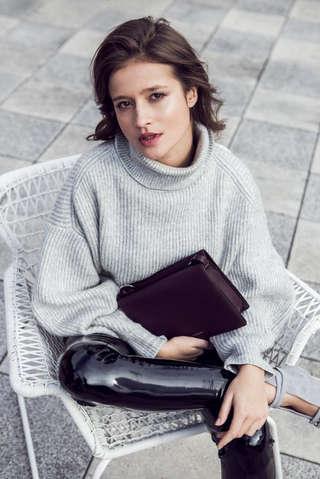 STYLEITCZ Stylistka Sarka Stursova fashion moda Vinyl