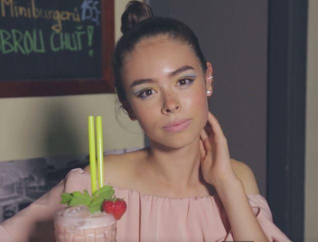 Beauty - Duhové líčení - video