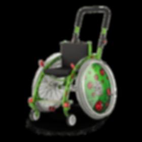meyra wheelchairs australia Brix Paediatric Fixed Frame Manual Wheelchair