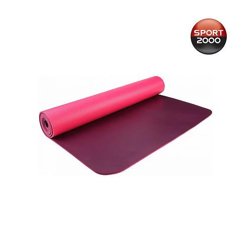 Yogamatte , Doppelschicht (2 Farben)