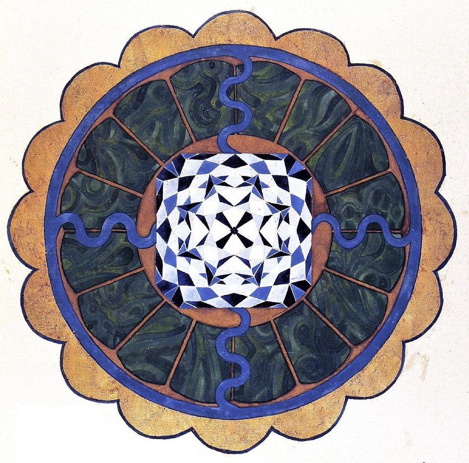 Mandala. Jung. Kirmizi Kitap. 121.jpeg