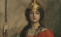 Constance Collier as Pallas Athene. Char