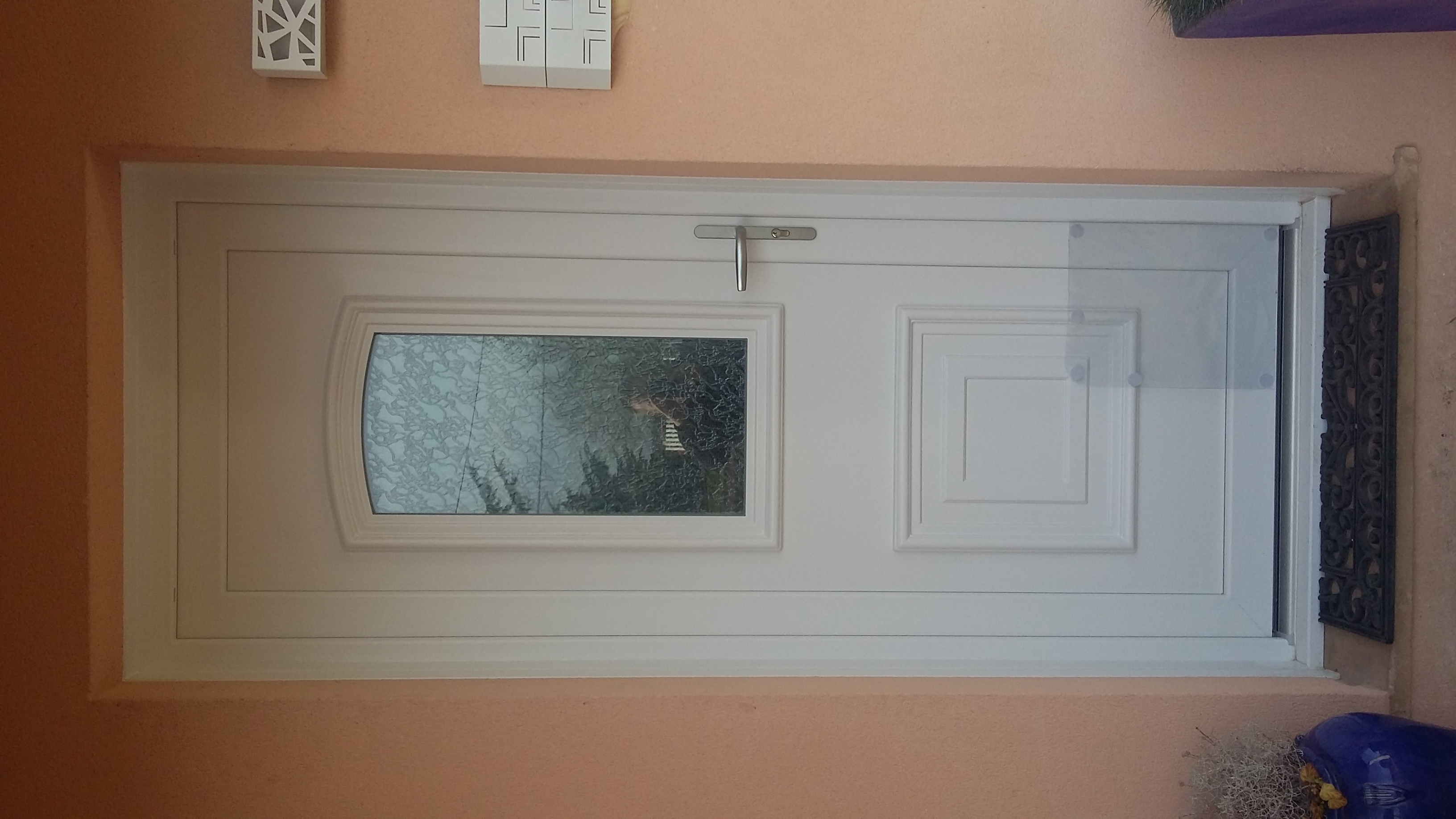 Porte PVC 76,28,78,14