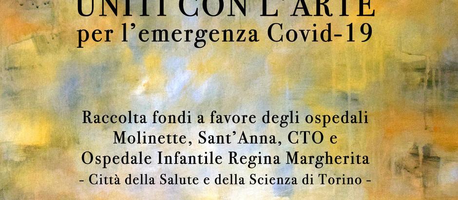 Uniti con l'Arte per l'emergenza Covid-19
