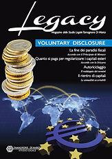voluntary disclosure, rientro capitali, avvocato tributarista