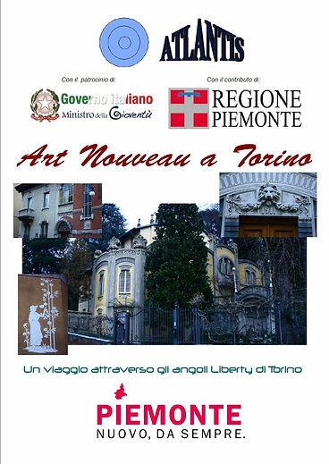 Torino Liberty, art nouveau a torino