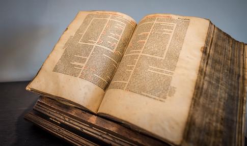 Il Corpus Iuris Civilis di Giustiniano (Jehan Petit, Parigi, 1516)