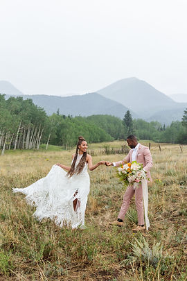 fine art wedding photographer in Colorad