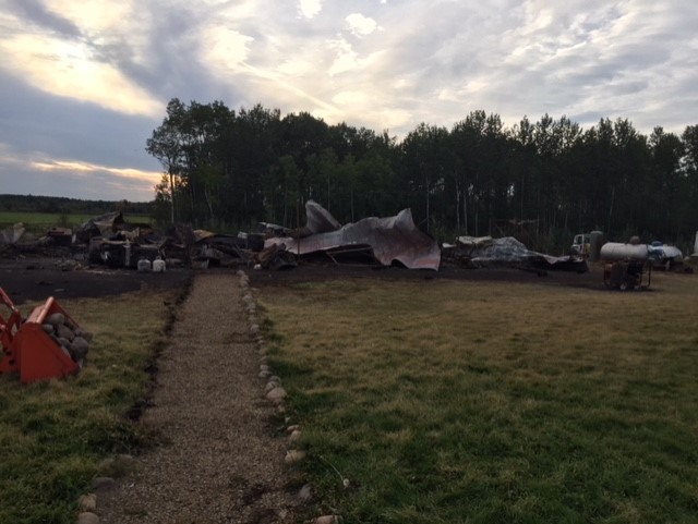 Mobile Home Total Loss
