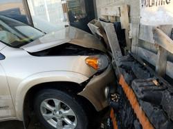 Vehicle Impact Edmonton 2018