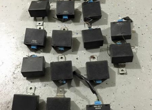 Power Folding Mirror Relay.... from Japan Surplus !!!