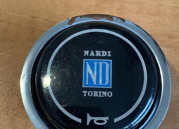 Nardi Torino Classic Steering Wheel Horn Button (#3)