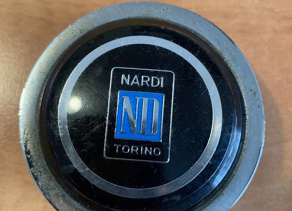 Nardi Torino Classic Steering Wheel Horn Button (#2)