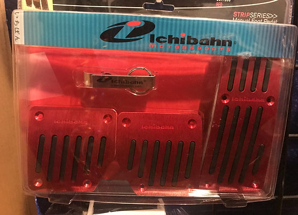 Ichibahn Manual Foot Pedal with can opener