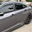 Thumbnail: Honda Civic 10th Sedan 16-21 Carbon Fiber Look Tail Light Trim