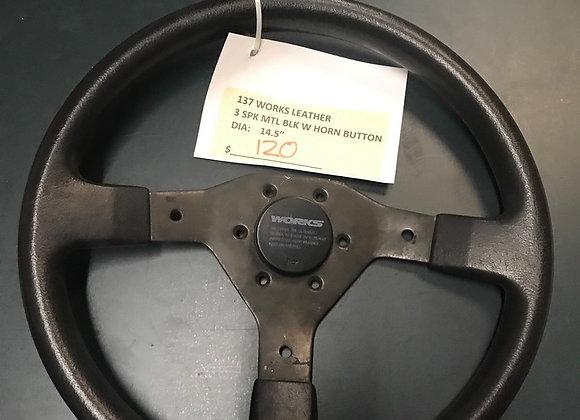 Original Used Works Steering Wheel